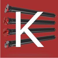 Antriebe mechanisch MX-K Achtkantwelle