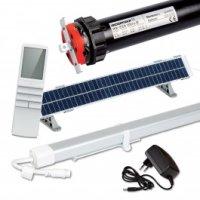 Antriebe Gleichstrom MX-G Solarstrom