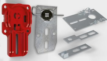 Zubehör Adapter Antriebe Rollladen Klick-System