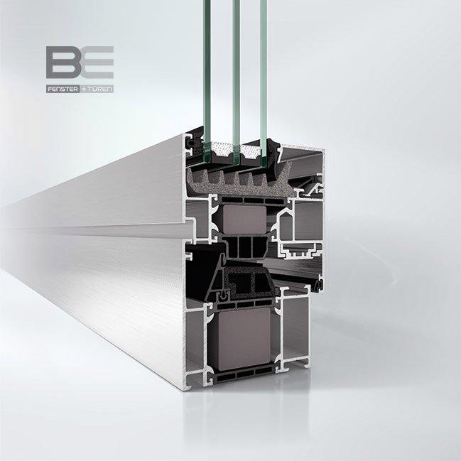Fensterprofi12 mit BE Bauelemente