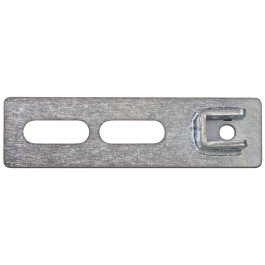 Fensterprofi12-Motorlager Wandlager Fertigkasten U-Form mit Splint WX-F 533