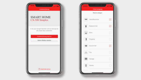 acomax-Smart-Home Steuerung Google Play App