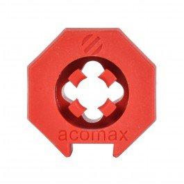 acomax AX-A 440 Adapter Mitnehmer Set SW40 für Achtkantwellen