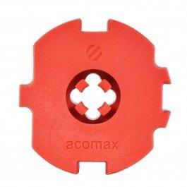 acomax AX-R 565 Adapter Mitnehmer Set SW65 für Profilwellen