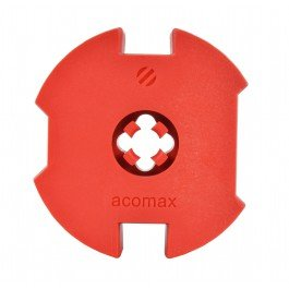 acomax AX-R 678 Adapter Mitnehmer Set SW78 für Nutwellen