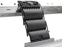 Hochschiebesicherung  3-gliedrig incl. Rollladenverbindung