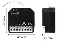 Funk Empfangsmodul kabelgebunden 868,4 MHz
