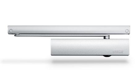 GEZE OT Montageplatte TS 5000 Ecline, weiß